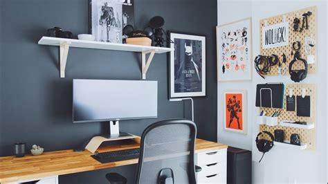 diy home office  desk   designers workspace