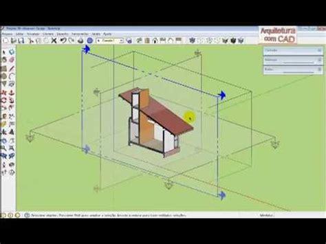 sketchup layout vs autocad sketchup para autocad modelar usar componentes e