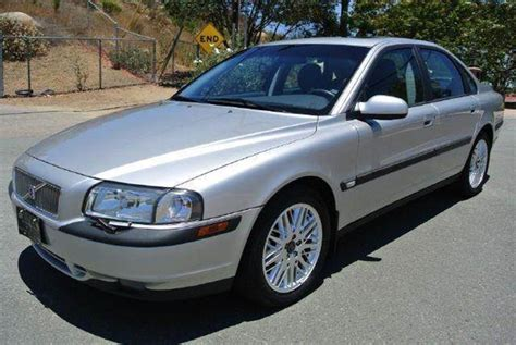 2001 volvo s80 2001 volvo s80 t6 in el cajon ca 1 owner car