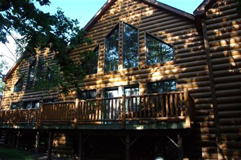 Cabins Near Starved Rock State Park by Luxury Cabin Near Starved Rock Most Secluded Vrbo