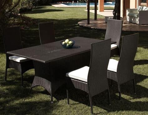 tavoli da giardino in rattan sintetico tavoli in plastica mobili giardino tavoli in plastica