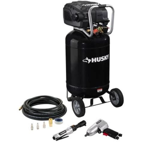 husky 20 gal portable air compressor with tool f2s20vwdvp the home depot