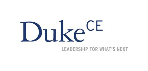 Duke Global Executive Mba Ranking by Duke Corporate Education