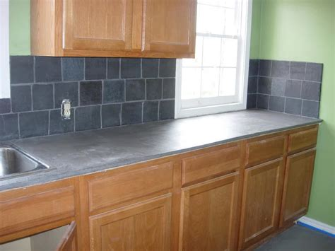 types of kitchen backsplash concrete backsplash ideas for kitchens homesfeed
