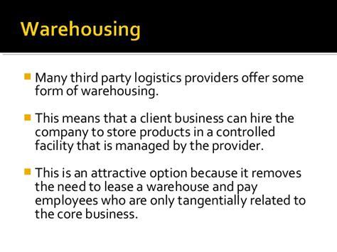 what is the job description for a logistic supervisor woman