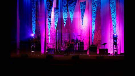 cool stage lighting design ideas  dance  bands