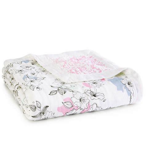 Aden And Anais Blankets by Aden Anais Silky Soft Blanket Meadowlark