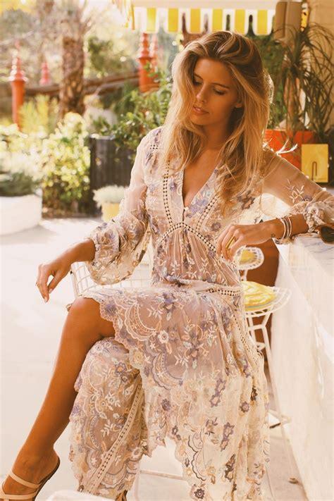 25  best ideas about Bohemian Dresses on Pinterest   Gypsy dresses, Hippie dresses and Bohemian