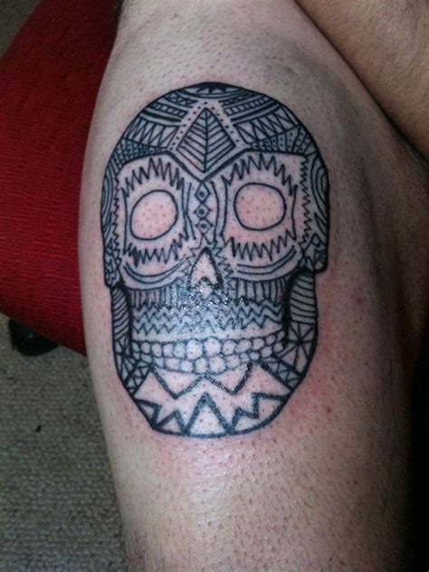 Dia De Los Muertos Tattoo Designs Pictures Images Photos Dia De Los Muertos Tattoos Ideas