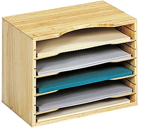 upright paper holder for desk wooden desktop file organizer with popular style egorlin com