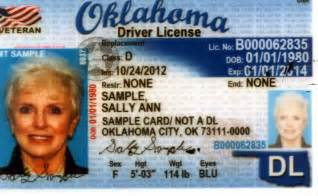 oklahoma department of public safety veteran driver