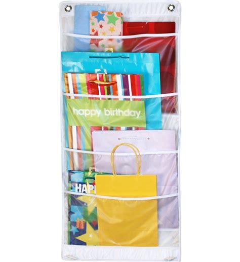 door gift wrap organizer the door gift bag organizer in gift wrap organizers