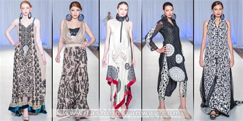 themes for clothing collection zainab chottani collection at pakistan fashion week london