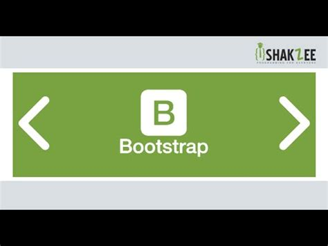 bootstrap tutorial youtube carousel 60 bootstrap carousel youtube