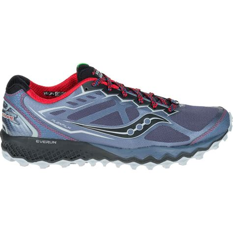 saucony trail running shoes saucony peregrine 6 trail running shoe s