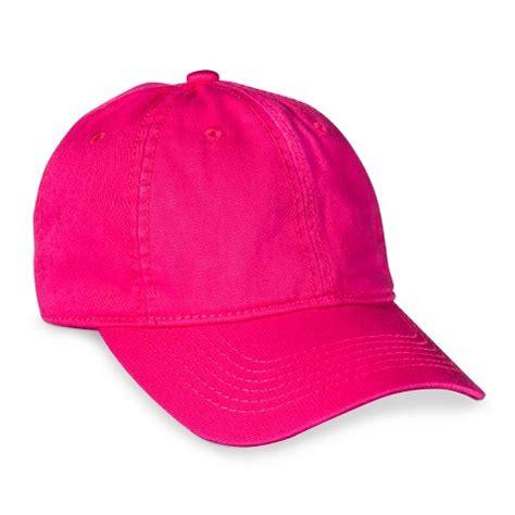 s solid baseball hat pink xhilaration target