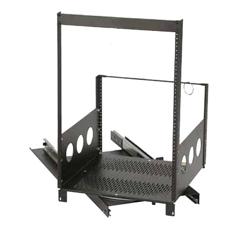 Pull Out Rack by Chief Raxxess Rotating Pull Out Rack System Black Rotr