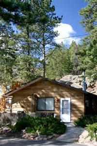 estes park colorado cabin rentals timber creek chalets
