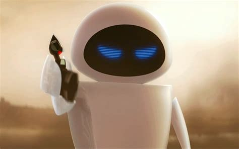 film robot eve the greatest feat of wall e