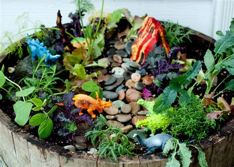 Red Kitchen Paint Ideas how to build a dinosaur garden kitchen treaty