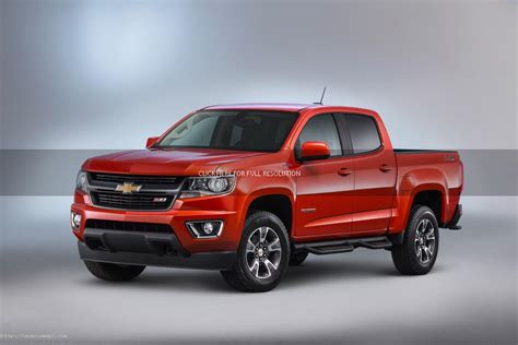 2019 Chevy Colorado by 2019 Chevy Colorado Crew Cab Redesign And Changes 2019