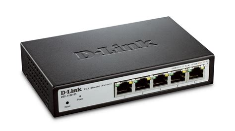 Switch Dlink 5 Port easysmart 5 port gigabit switch dgs 1100 05 d link canada