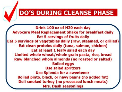 10 Day Detox Diet Day 1 by 10 Day Advocare Cleanse Diet Commposts