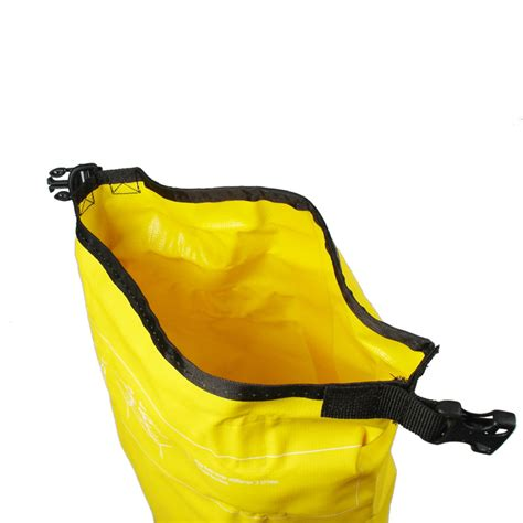 waterproof boat bag waterproof boat bag with yellow sealock outdoor gear