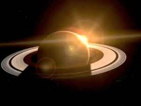 why is there no on saturn saturn i the complet collection of the planets sounds