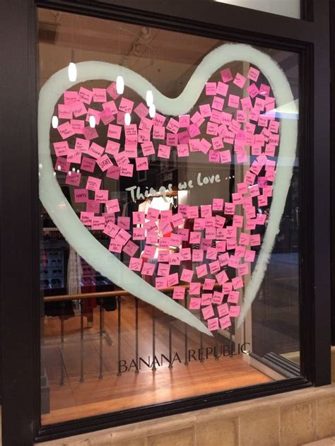 valentines day store 10 images about window display ideas on