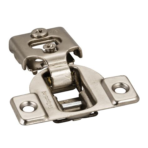 Overlay Hinges For Cabinet Doors 50 Pair 1 2 Quot Overlay Compact Concealed Cabinet Door Hinges Ebay