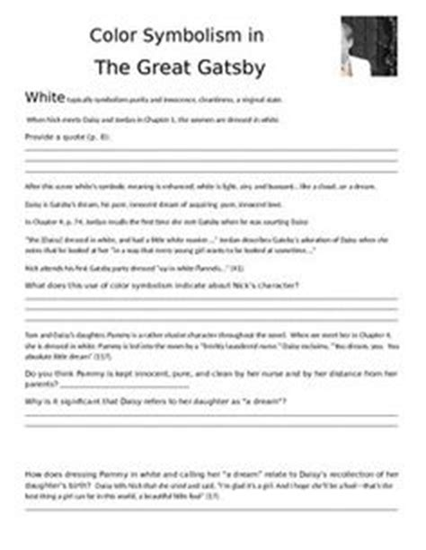 color symbolism great gatsby quotes this powerpoint microsoft office 2010 features the poem