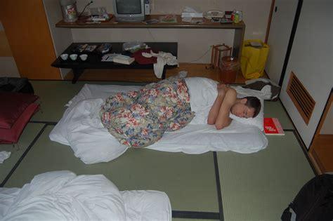 japanese sleeping futon daimyo drew s journal