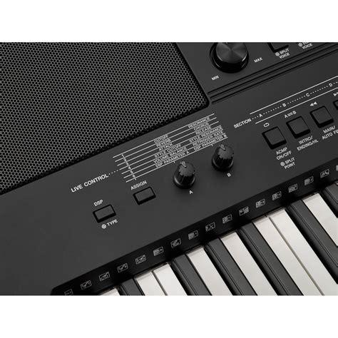 Keyboard Yamaha E453 yamaha psr e453 171 keyboard