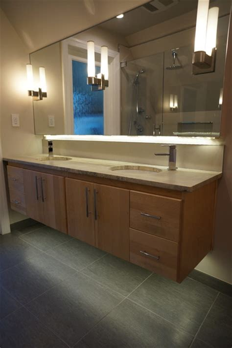 mid century modern master bathroom mid century master bath modern bathroom philadelphia by stonemar natural stone