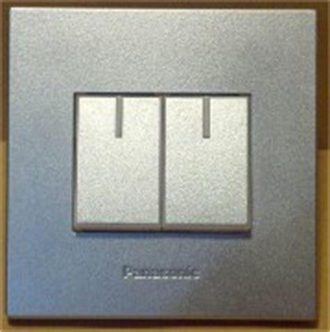 Saklar Panasonic Silver jual saklar stop kontak panasonic wide style silver