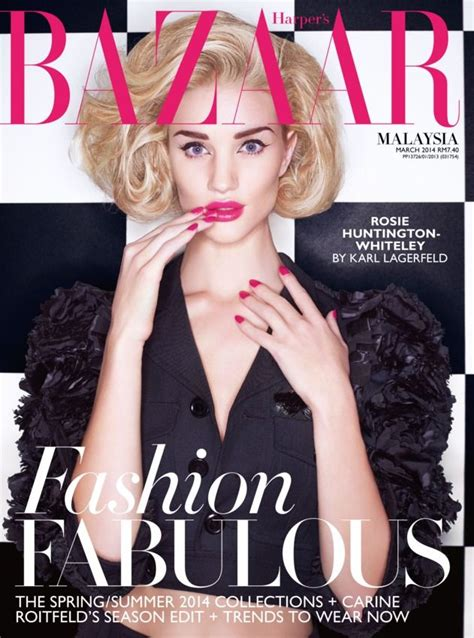 Gets All Fashionista In Marchs Harpers Bazaar by 51 Best S Bazaar Images On Harpers