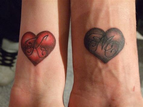 tattoo ideas for couples in love love tattoo by ladyblackcreek on deviantart