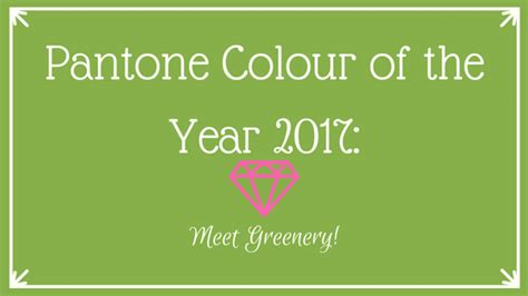 colours of the year 2017 lanchester crafts handmade jewellery cards and more