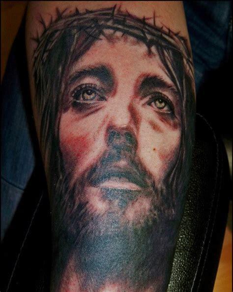 jesus eye tattoo 50 jesus tattoos for the faith love sacrifices and strength