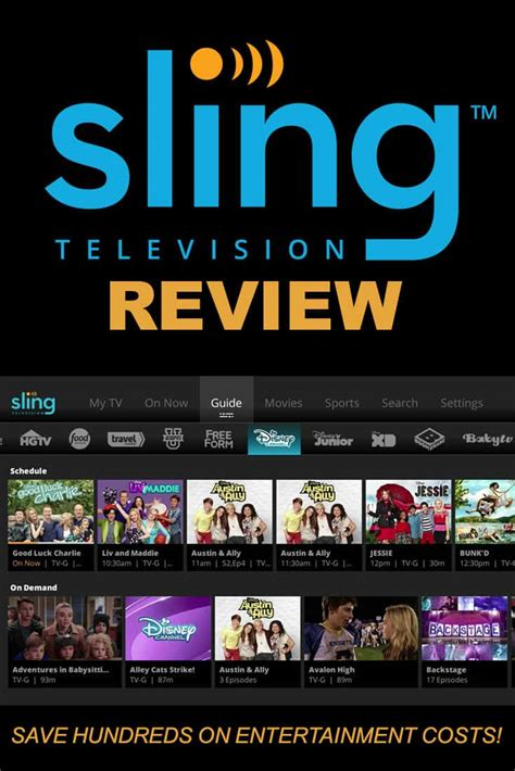 sling tv review      cable tv service worth