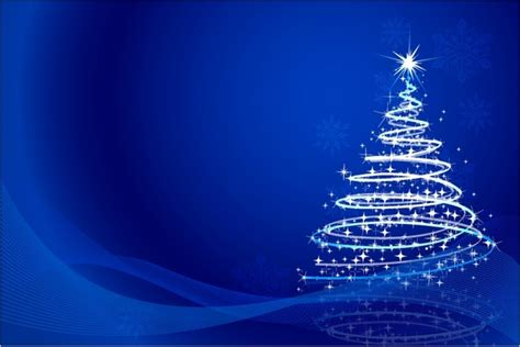 Christmas Tree Background - photo collection background blue christmas tree