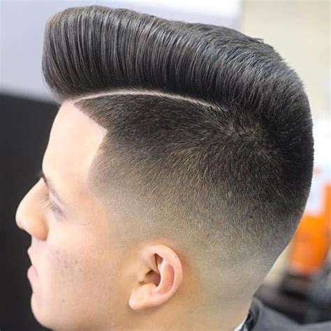 types of combover best types of fade haircuts comb over fades for men