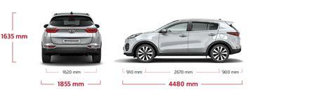Kia Sportage Dimensions by 2017 Kia Sportage Dimensions New Car Release Date And
