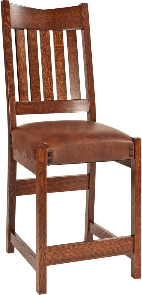 amish pub table and chairs amish arts and crafts pub table brandenberry amish furniture
