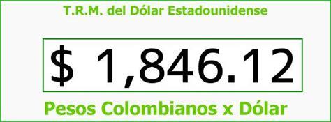viernes 25 de julio de 2014 impuestos trm dian viernes trm d 243 lar colombia viernes