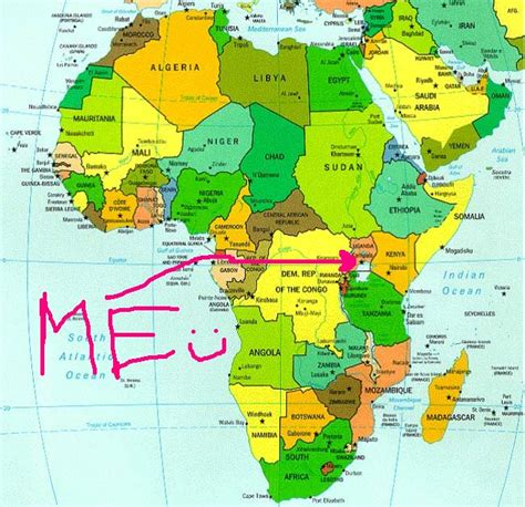 africa map uganda what time is it uganda africa