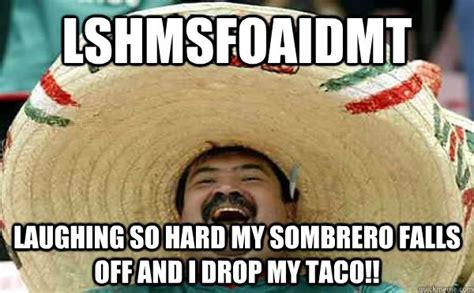 Mexican Sombrero Meme - thursday funnies
