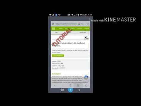 download youtube versi baru cara download minecraft versi terbaru tutorial 1 youtube