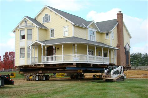 house mover love your house but hate its location move it
